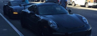 New Spyshots Reveal Porsche 991 GT3 RS in Full