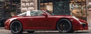 Scott Schuman Philosophizes Porsche 991 Targa