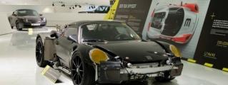 Porsche Museum Launches
