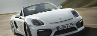 2016 Porsche Boxster Spyder Revealed