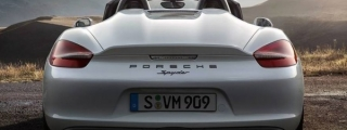Porsche Boxster Spyder Showcased in Promo Clips
