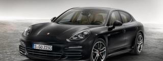 Official: 2016 Porsche Panamera Edition