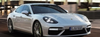 Official: 2018 Porsche Panamera Turbo S E-Hybrid