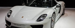 Porsche at 2014 Moscow Motor Show: Highlights