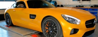Posaidon Mercedes AMG GT Packs 700 PS