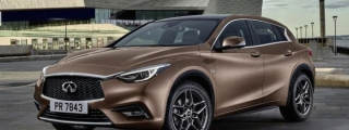First Look: Production Infiniti Q30