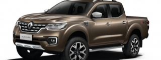 Production Renault Alaskan Pikcup Unveiled