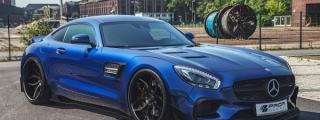Prior Design Mercedes AMG GT Unveiled
