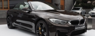 Pyrite Brown BMW M4 Convertible Is a Thing of Beauty