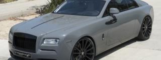 Custom Rolls-Royce Wraith by RDBLA