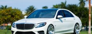 RENNtech Mercedes S550 Looks Majestic on Vossen Wheels