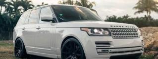 RENNtech Range Rover Vogue Supercharged
