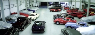 Harry Metcalfe Gives a Tour of RM Auctions Collection