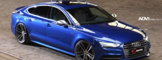 Mean-Looking Audi S7 by RS Quattro & ADV1