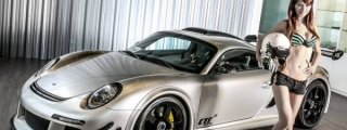 Weekend Eye Candy: RUF CTR3 Clubsport