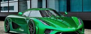 Virtual Tuning: RUK Koenigsegg Regera R