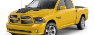 Official: Ram 1500 Stinger Yellow Sport