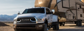 2018 Ram 3500 Heavy Duty with 930 lb.-ft. of Torque!