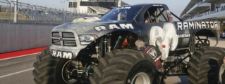 Raminator Officially Named the World's Fastest Monster Truck