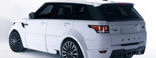 Range Rover San Marino by Onyx Concept