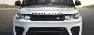 Range Rover Sport SVR Tested from the Passenger Seat