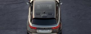 Range Rover Velar Teased Ahead of Geneva Debut