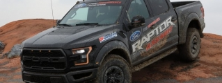 Raptor Assault Program Teaches Owners How to Off-Road
