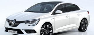Official: Renault Megane Grand Coupe