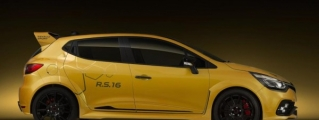 Official: Renault Clio RS 16
