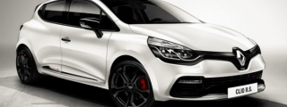 Renault Clio RS Monaco GP Edition: First Picture