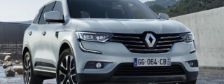 First Look: Renault Koleos Facelift