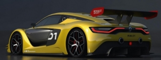 Renaultsport RS01 Race Car Unveiled
