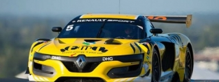 Gallery: Renault RS01 Race Car in Action