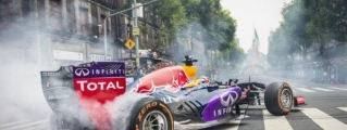 Gallery: Red Bull F1 Live Demo in Mexico City