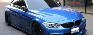 BMW 4 Series Convertible by Redline Auto