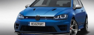 RevoZport VW Golf Razor 7 Based on GTi and R