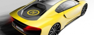 Rinspeed Etos Teased for CES 2016