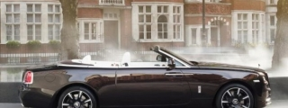 Rolls-Royce Dawn Mayfair Edition (1 of 1)