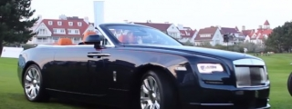 Rolls-Royce Dawn Has the Grace of a King!