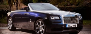 Rolls-Royce Dawn Revealed Early in Unofficial Rendering
