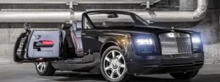 Official: Rolls-Royce Drophead Coupe Nighthawk