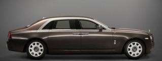 Rolls-Royce Ghost Chengdu-Panda for China