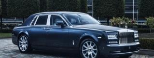 Paris 2014: Rolls-Royce Phantom Metropolitan Collection