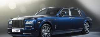 Official: Rolls-Royce Phantom Limelight Collection