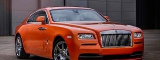 Rolls-Royce Porto Cervo Wraith Inspired by Summer