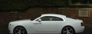 Official: Rolls-Royce Wraith History of Rugby