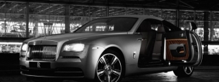 Official: Rolls-Royce Wraith Inspired by Film