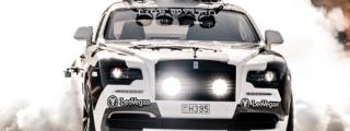 810-hp Rolls-Royce Wraith Built for Jon Olsson