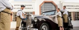 Rolls-Royce at 2014 Goodwood Revival: Highlights