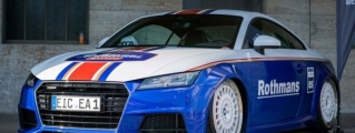 Eye Candy: Rothmans Audi TT